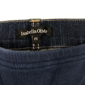 Isabella Oliver Jeans - Isabella Oliver Bootcut Maternity Jeans